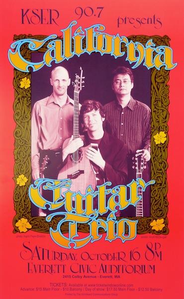 CA Guitar Trio