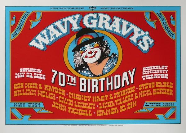 Wavy's 70th
